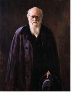 Charles Darwin by John Collier